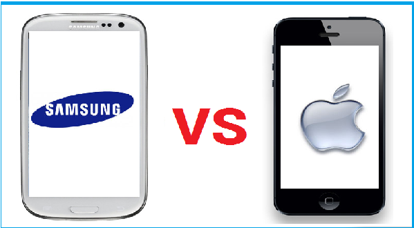 apple samsung vs pr