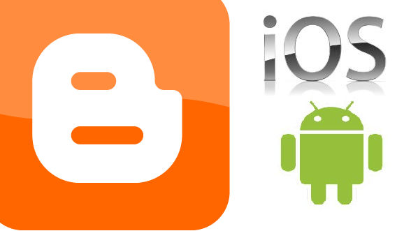 blogger ios android iphone p