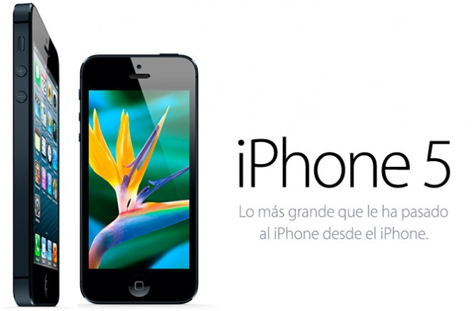 iphone 5 secundario