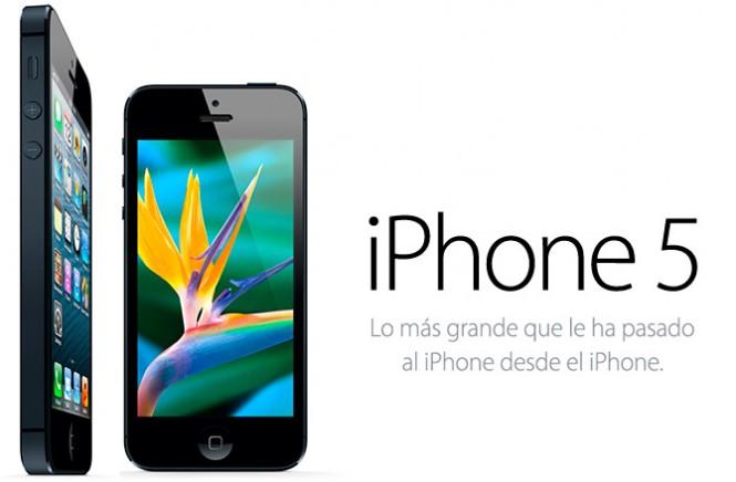 iphone 5 secundario
