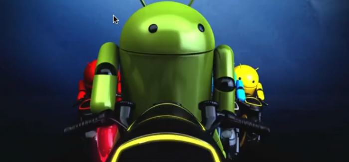 Android Velocidad