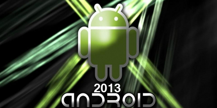 Android apps 2013