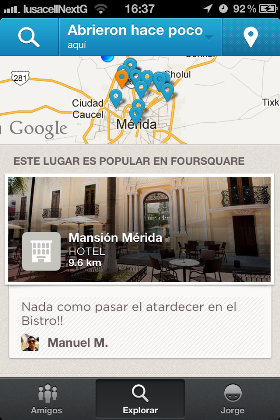 Foursquare_busqueda local