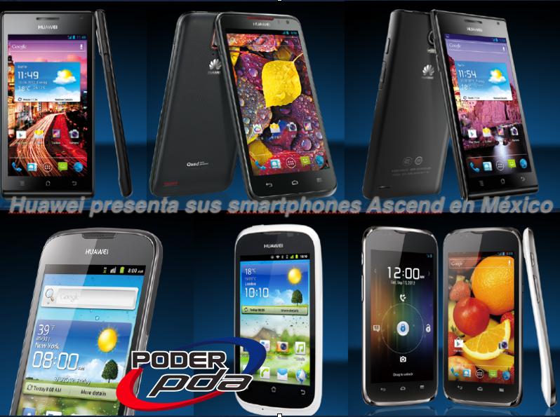 Huawei-ascend-smartphones-mexio-poderpda