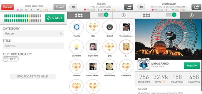 Mixlr-iOS