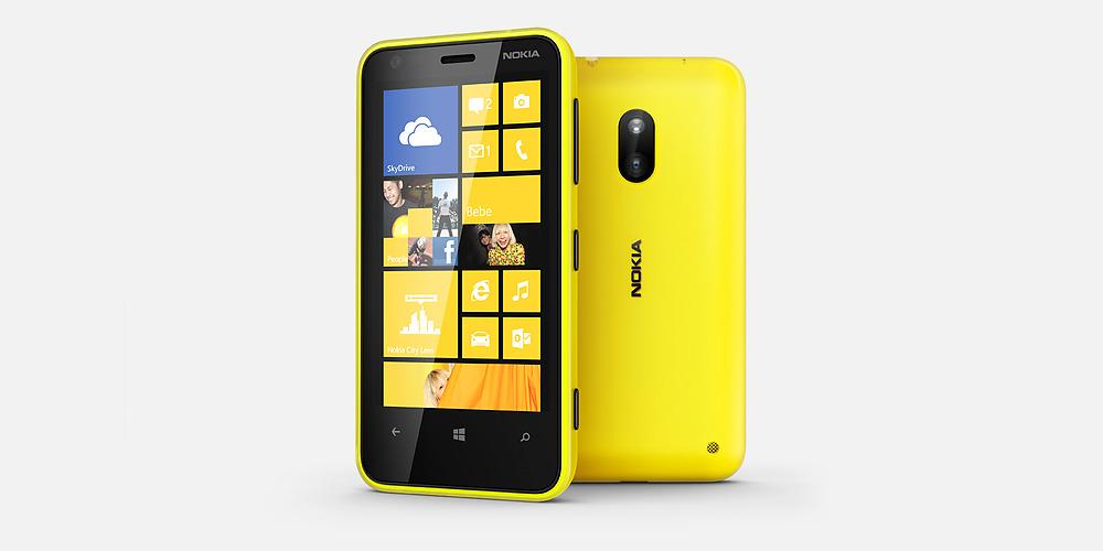Nokia Lumia 620 es presentado en Europa a 269€ (1Q de 2013)