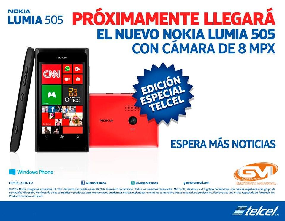 Nokia505mexico