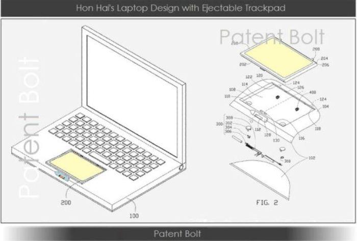 Patente Foxconn