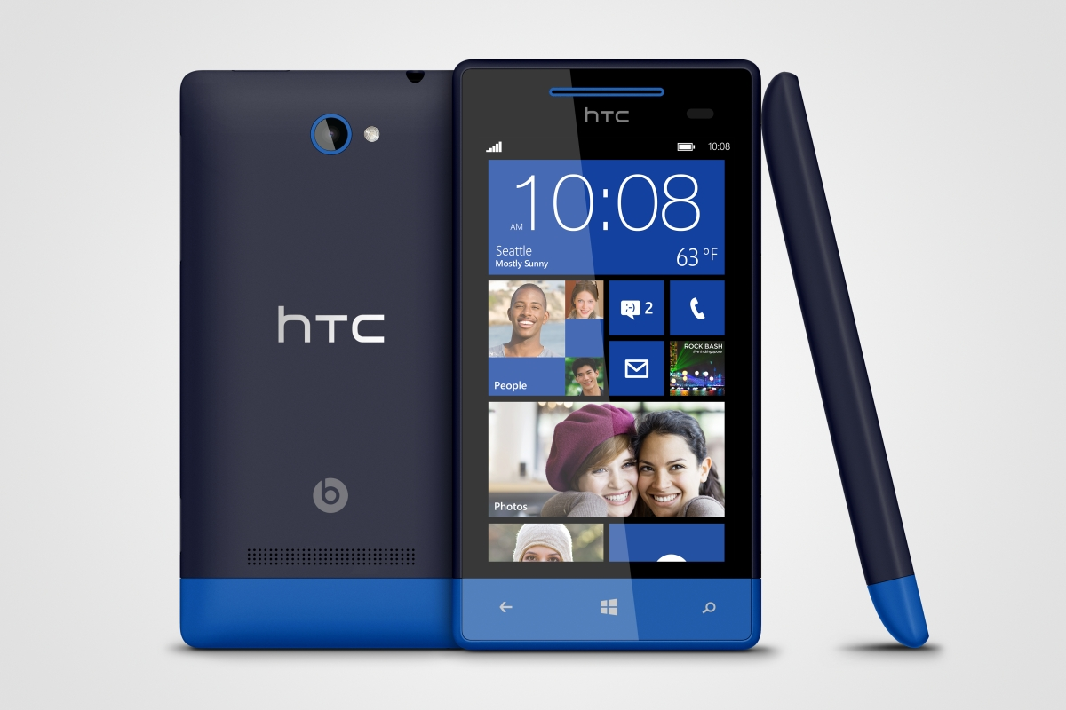 HTC 8S será el primer smarphone con Windows Phone 8 en llegar a
