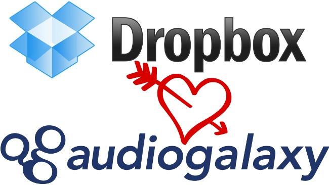 dropbox-audiogalaxy