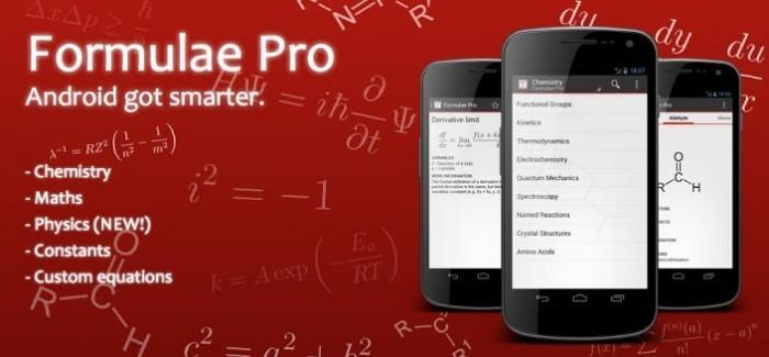 formulae pro