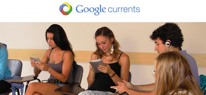 google currents principal