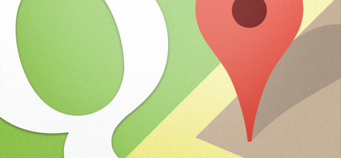 google maps princiapl