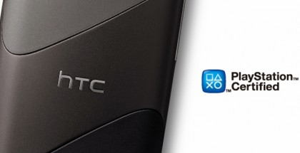 htc playstation certified