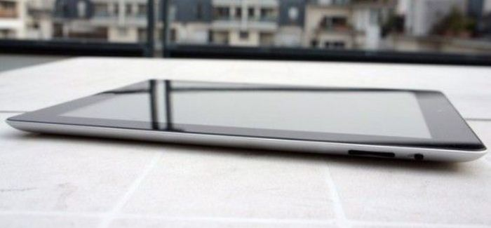 iPad tráfico web