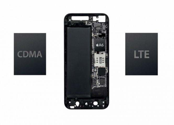iPhone 5 LTE 4G