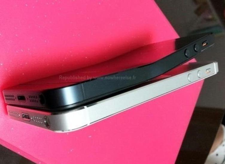 iphone 5 doblado