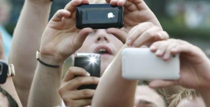 smartphones fotografías