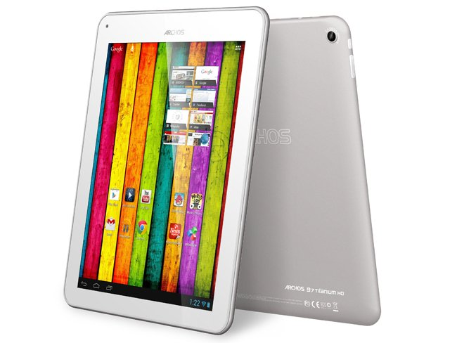 tablet archos 2 jelly bean