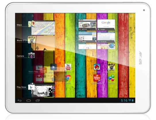 tablet archos jelly bean 1