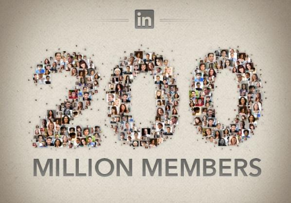 200 millones Linkedin
