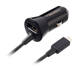 Accesorios BlackBerry 10_Premium in vehicle charger