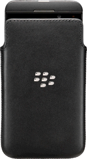 Accesorios BlackBerry 10_leather pocket
