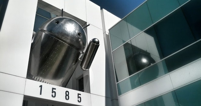 Android cromado