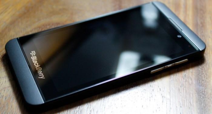 BlackBerry 10 model