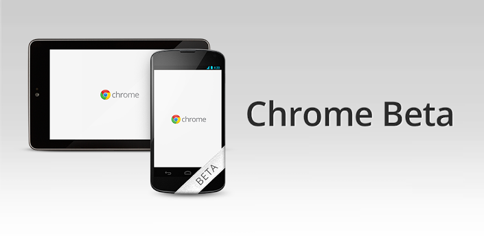 Chrome beta for Android