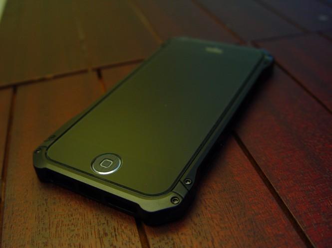ElementCase Sector 5 - iPhone 5 Black