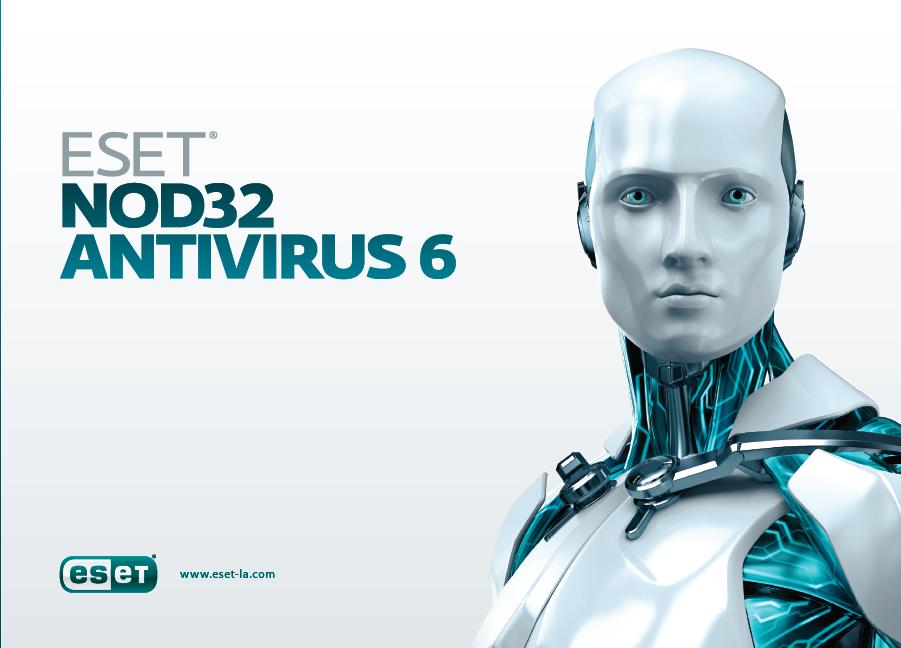 ESET NOD32 ANIVIRUS6
