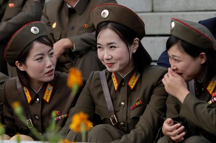 Mujeres_soldado_de_RPDdeCorea