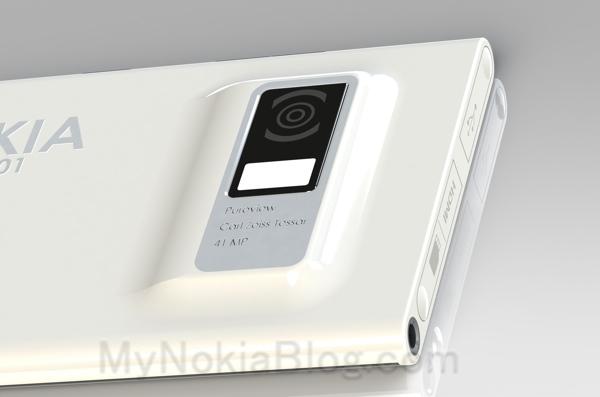 NOKIA lumia 41 mpx