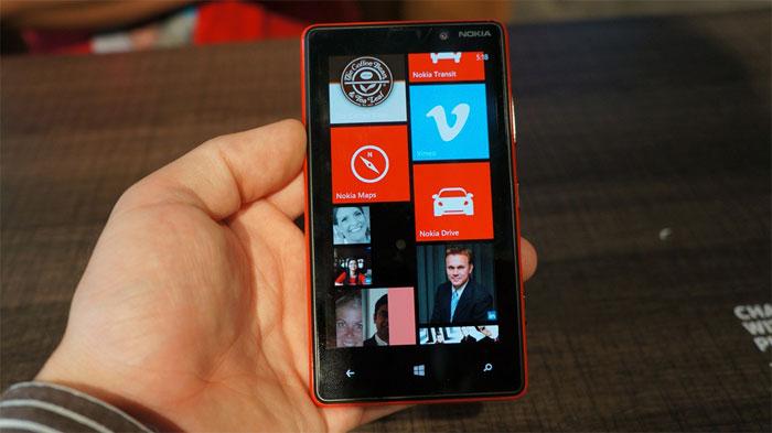 Nokia Lumia 820 Pronto en México