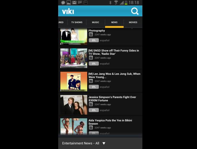 Noticias Viki