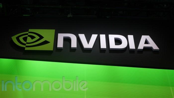 Nvidia Booth 2