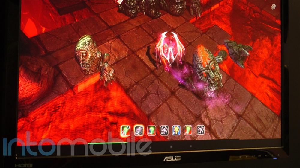Nvidia Booth 21