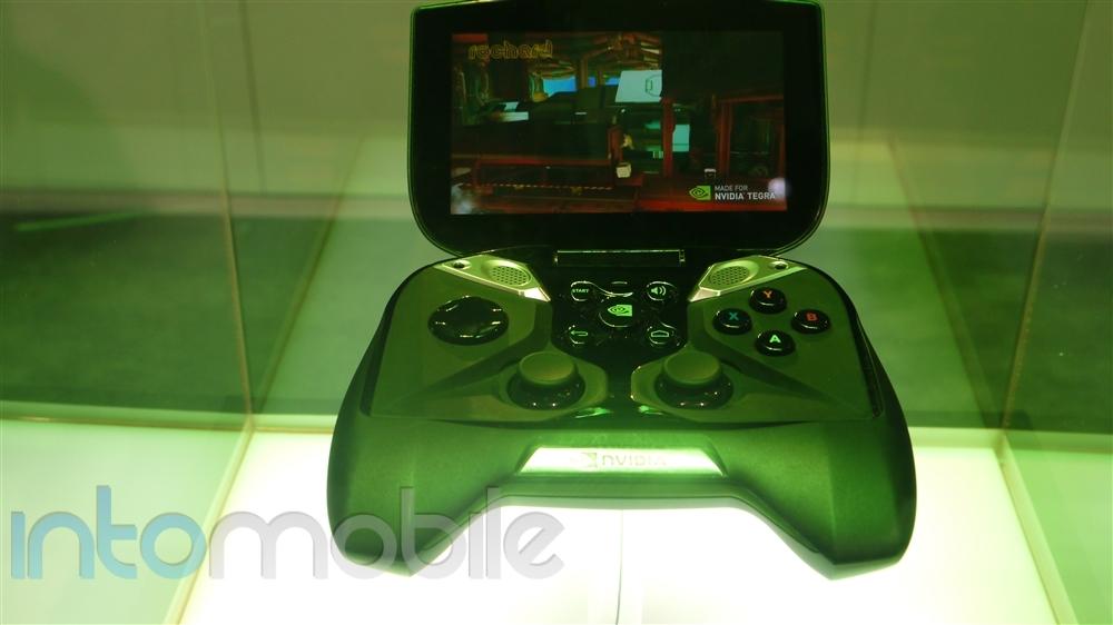 Nvidia Booth 7