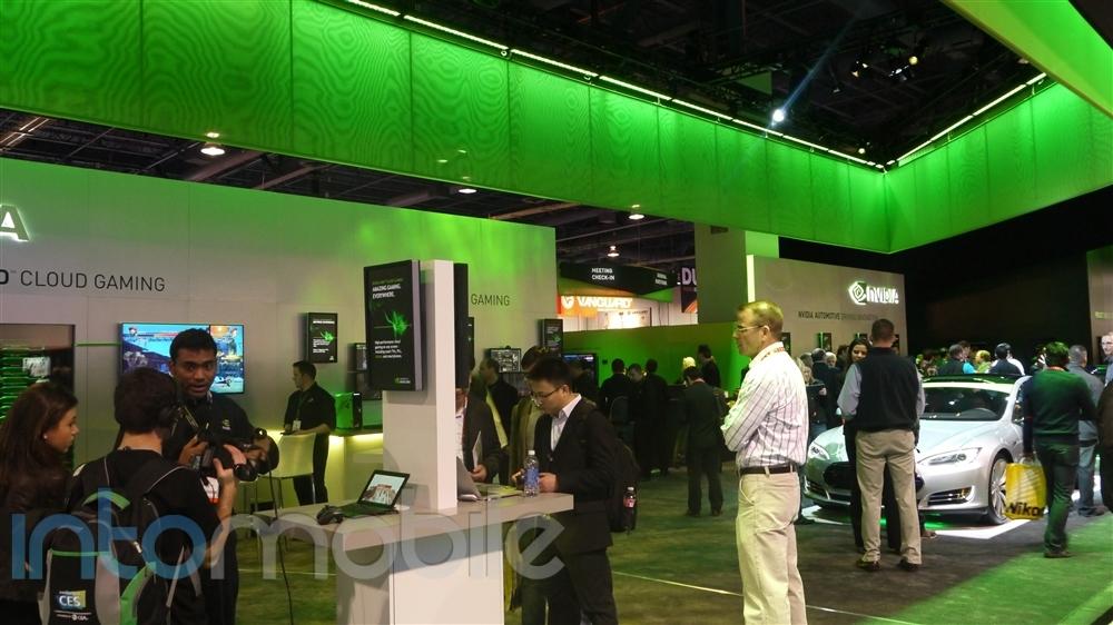 Nvidia Booth 9