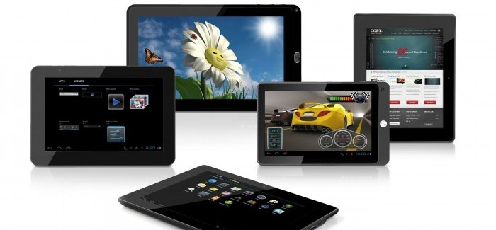 COBY ELECTRONICS CORPORATION ANDROID INTERNET TABLETS