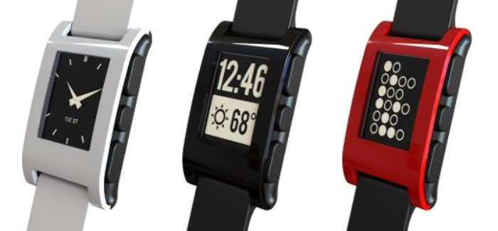 Pebble smartwatch_1