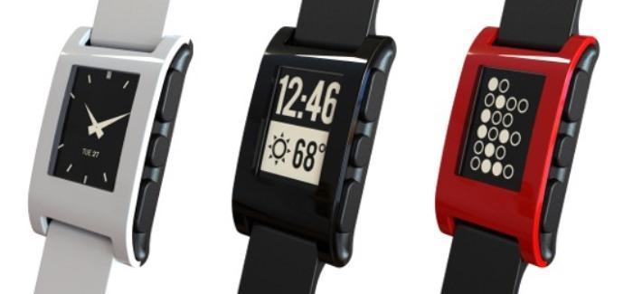 Pebble smartwatch_1