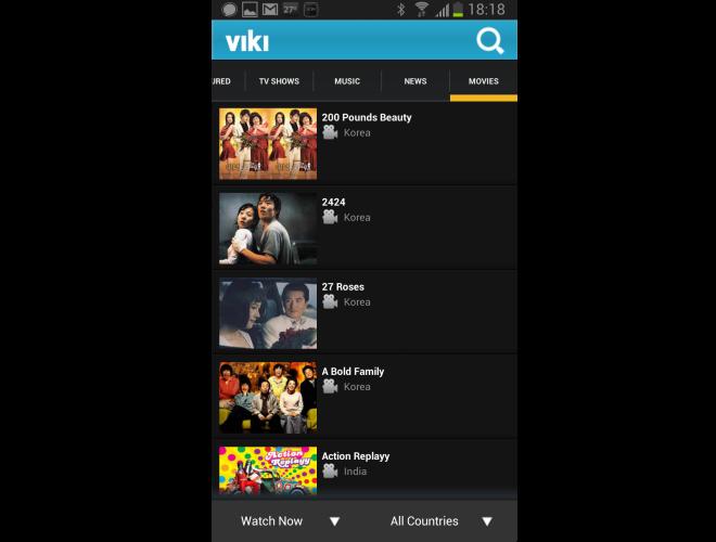 Películas Viki