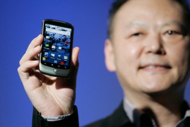 Peter Chou, CEO of HTC