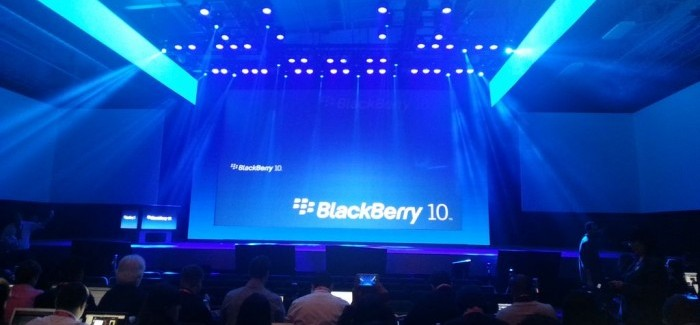 Presentación BlackBerry10_1