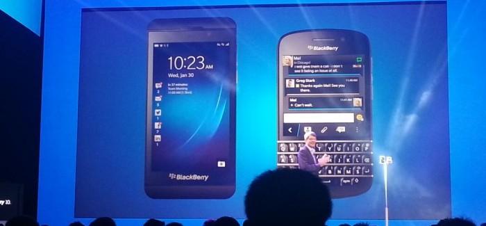Presentación BlackBerry10_10