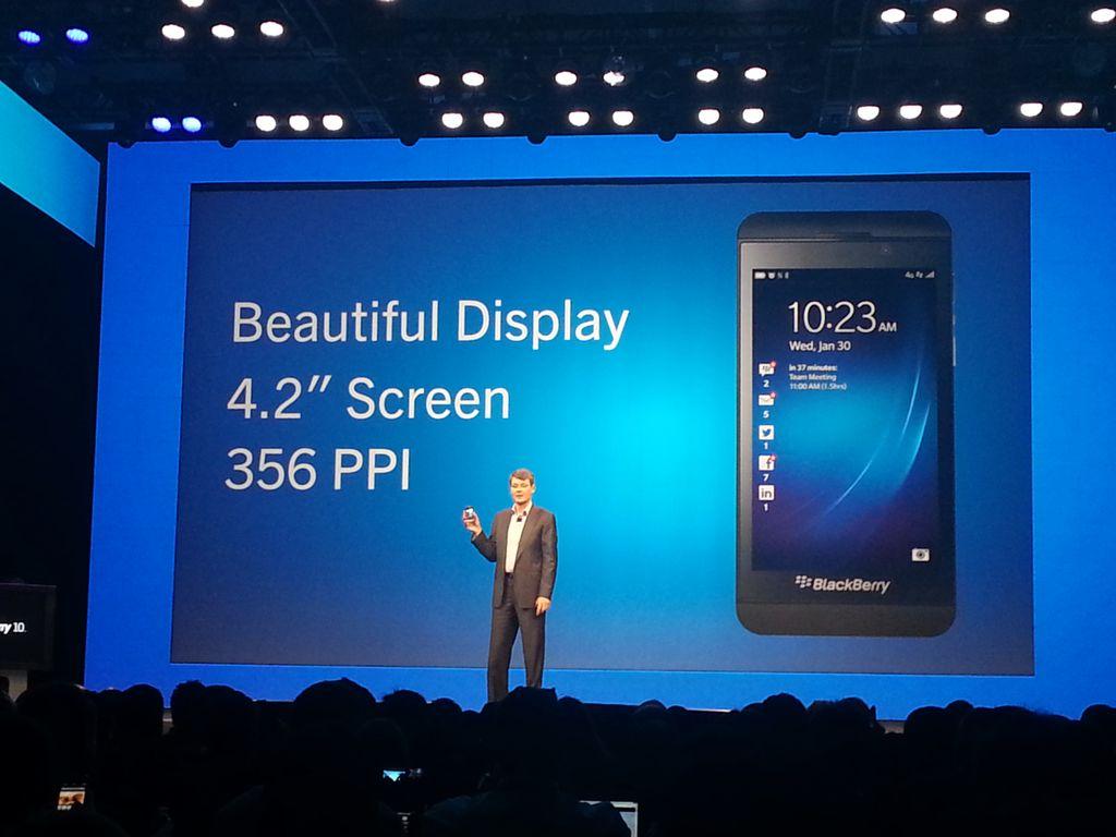 Presentación BlackBerry10_12