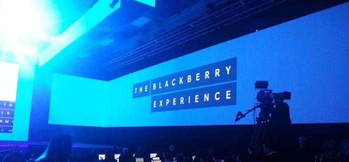 Presentación BlackBerry10_2