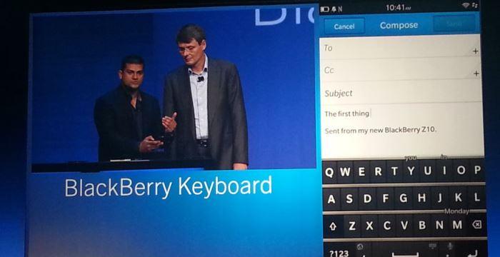 Presentación BlackBerry10_22